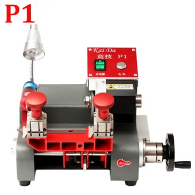 JL-02 Newest JINGJI P1 Flat Key Cutting Machine