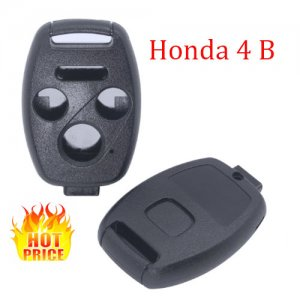HOT-08 New designer For Honda 3+1 Buttons key shell