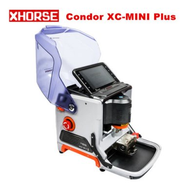 XC-min Condor MINI Plus Condor XC-MINI II Key Cutting Machine XC