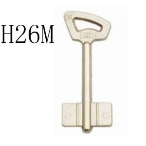o-148 Zinc Alloy House key blanks Suppliers H26M