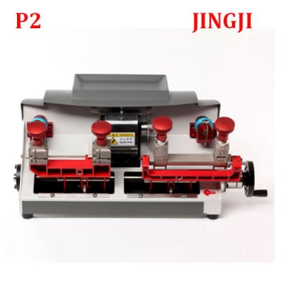 JL-07 ingji P2 Double-headed Flat Key Cutting Machine