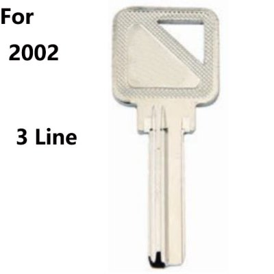 Y-330 For 2002 3 line blank door keys