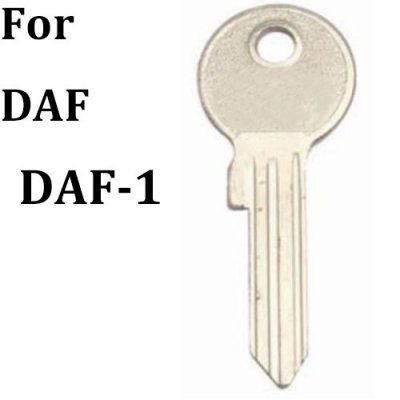 K-016 For Daf-1 Blank House key suppliers