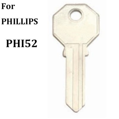 K-023 For PHI52 Blank house key blanks suppliers