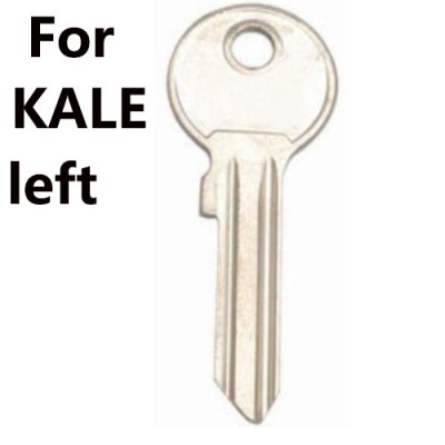 K-391 For KALE HOUSE BLANK KEY LEFT