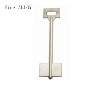 O-141 Zinc Aolly House key blanks Big head