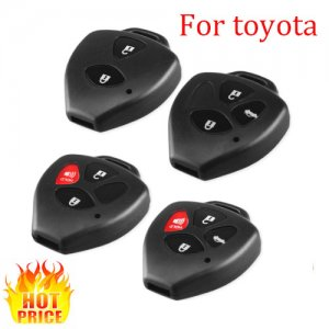 HOT-11 New desinger For replacement Car key shell For Toyota