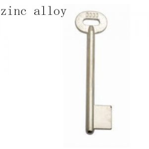 O-144 Zinc Alloy House key blanks Suppliers
