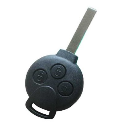 T-445 For SMART 3 BUTTONS REMOTE KEY SHELL