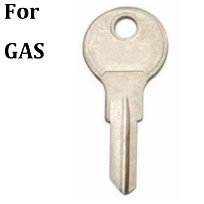 K-134 Brass House key blanks for GAS