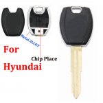 JM-031 Designer Car key shell for Hyundai Suppliers