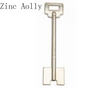 O-142 Zinc Aolly House key blanks Big head Suppliers