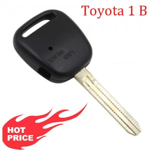 Hot-01 1 Button Remote Key Shell For TOYOTA