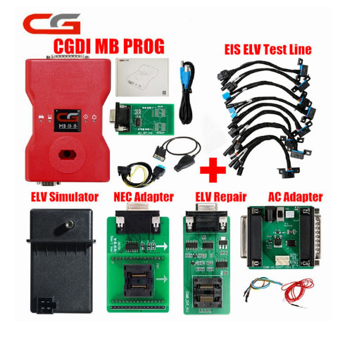 RM-06 CGDI Prog MB For Benz Support All Key Lost Fastest Add Key